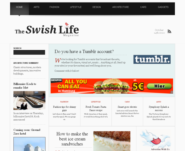 http://theswishlife.com/